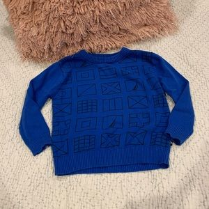 It's Nautica sweater